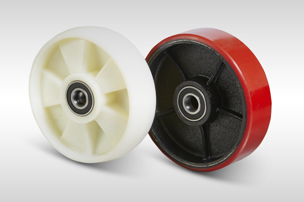 Nylon & Urethane Jack Wheels